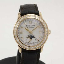 Blancpain Ladies Leman Moonphase Complete Calendar in 18k pink...