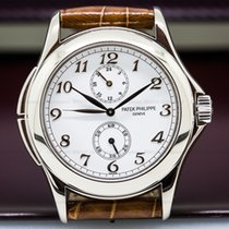 Patek Philippe 5134G-001 Travel Time 18K White Gold / Breguet...