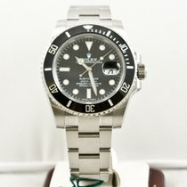 Rolex Submariner Date 116610 Black Face Rolex Box & Papers...