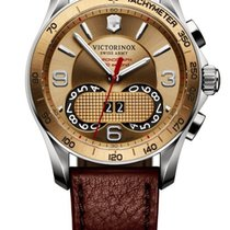 Victorinox Swiss Army Herrenuhr Chrono Classic 1/100th 241617