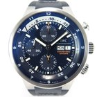 IWC Aquatimer Tribute to Calypso Limited Edition 2500 pieces...