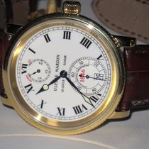 Ulysse Nardin 1846 Le Locle Chronometer 18K Solid Gold