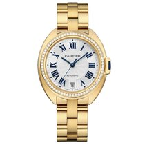 Cartier Cle  Mid-Size Watch Ref WJCL0023