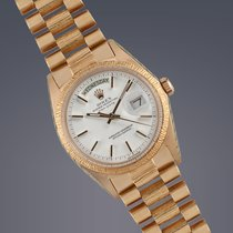 Rolex Day-Date 1803/8 18ct yellow gold 'President'...