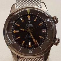 Enicar Sherpa Super Dive Automatic Divers Watch 1966