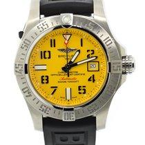 Breitling Avenger II Seawolf Yellow Dial