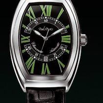 Paul Picot FIRSHIRE classic total black strap skin 0751SG3115