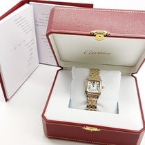 Cartier Panthere  Medium Quartz W2PN0007 WATCH
