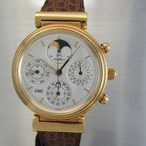 IWC Da-Vinci Ewiger Kalender Chronograph Automatik -18k Gold/...