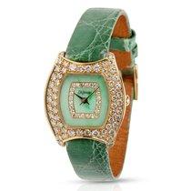 DeLaneau Dress L763-1 Women's Watch in Yellow Gold