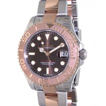 롤렉스 (Rolex) Yacht Master 268621 Rose Gold, Steel, 37mm