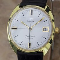 Omega Seamaster Cosmic Men's Swiss Made 1960s Manual Gold...
