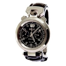Bovet Sportster Chronograph 44 mm white gold - mens watch