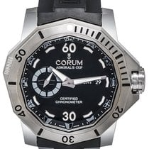 Corum Admiral's Cup Deep Hull 48 Ltd Ed Automatic Men's Watch...