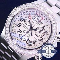 Breitling Avenger Seawolf Diamond Bezel 2.00 CARATS A73390
