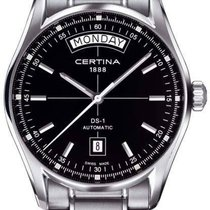 Certina DS 1 Day Date Automatik Herrenuhr C006.430.11.051.00