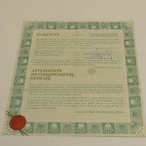 Rolex Warranty Certificate Ref: 19018