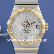 Omega Constellation Chronometer 123.20.38.21.01.001