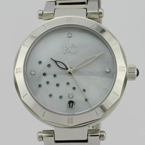 BG Grace Steel Quartz  Lady