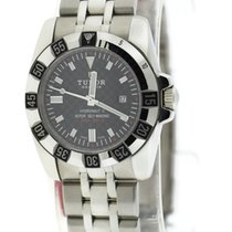 Tudor Lady Hydronaut Black Carbon Fiber Dial Stainless Steel