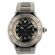 Cartier Must XXI Automatic Date Mid-Size watch W10147U2