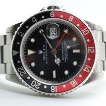 "Rolex GMT Master II ""Swiss only"" Coke - LC100"