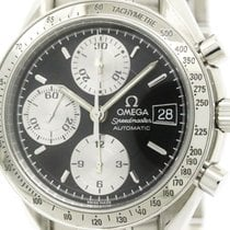 Omega Polished Omega Speedmaster Date Ltd Edition In Japan...