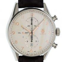 タグ・ホイヤー (TAG Heuer) Carrera Calibre 1887 Chronograph Stahl...