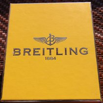 Breitling Box Uhrenbox Bakelit Innen Schwarz Watch Box Case...