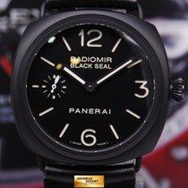 Panerai Radiomir Black Seal 45mm Black Ceramic Manual Pam 292...