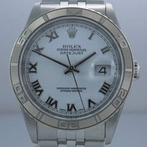 "Rolex Datejust16264  Turn-O-Graph""New Old Stock""..."