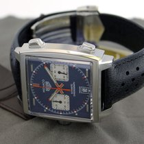 TAG Heuer – Monaco Steve McQueen – CAW211P.FC6356 – Men's...