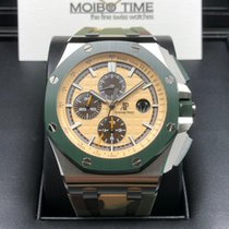 愛彼 (Audemars Piguet) Royal Oak Offshore Steel Ceramic Novelty...