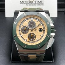 Audemars Piguet Royal Oak Offshore Steel Ceramic Novelty 44mm...