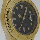 Rolex Yacht Master 18K Gelbgold Ref. 69628