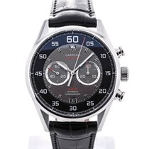 TAG Heuer Carrera Flyback Chronograph 43 Calibre 36