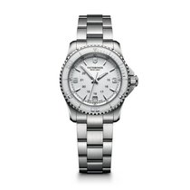 Victorinox Swiss Army Maverick Small, Lady, white dial, steel...