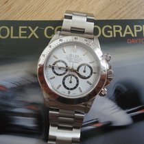 Rolex Daytona Zenith Stahl Full Full Set LC160 Inverted 6