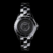 香奈儿 (Chanel) H3828 J12 Intense Black Ceramic 33mm