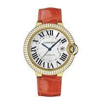Cartier Ballon Bleu Automatic Mens Watch Ref WE900751