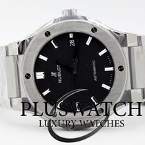 Hublot Classic Fusion Titanium Bracelet 45 mm NEW
