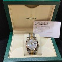 劳力士  (Rolex) 116233NGWT Datejust 36mm White MOP with Diamond