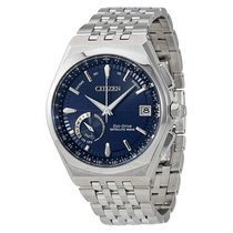 Citizen Satellite Wave World Time GPS Perpetual Men's Watch