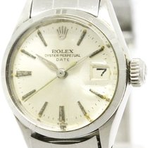 Rolex Vintage Rolex Oyster Perpetual Date 6519 Steel Automatic...