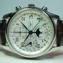 Longines Master Collection - chronograph - full calendar -...