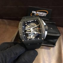 "Richard Mille Yohan Blake ""All Black"" RM61-01 Limited..."