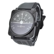 Bell & Ross BR01-92-STC BR 01 Turn Coordinator in Steel...
