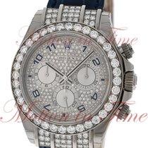 Rolex Cosmograpph Daytona, Pave Diamond Dial, Diamond Bezel...