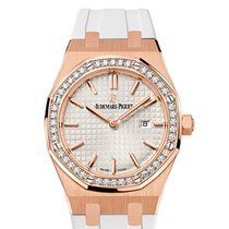Audemars Piguet royal oak lady quartz 33mm rosegold