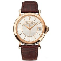 Patek Philippe 5153R-001 Calatrava Officers Watch 5153R in...